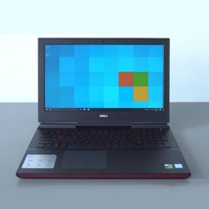 Dell Inspiron 7567 Core i7 7700HQ RAM 16GB GTX 1050Ti FHD