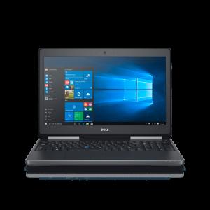 Dell Precision 7510 i7-6820HQ RAM 16GB SSD 256GB + HDD 1TB 15.6