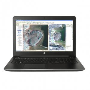 HP ZBook 15 G3 i7-6820HQ RAM 16GB HDD 500GB M1000M