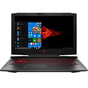 HP Omen 15T 2017 i7-7700HQ RAM 8GB HDD 500GB GTX 1050Ti 4GB (USA)