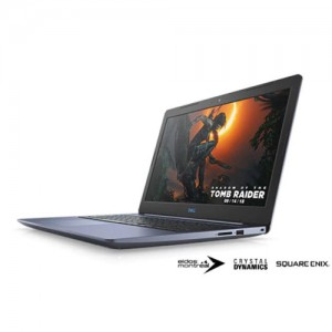 Dell G3 17 (3779) i7-8750H RAM 16GB SSD 128GB HDD 1TB FHD IPS GTX 1050Ti
