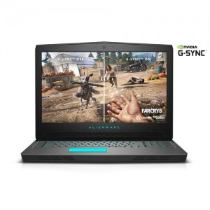 Dell Alienware 17 R5 i7-8750H RAM 16GB SSD 256GB HDD 1TB 120Hz GTX 1070