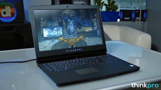Dell Alienware 17 R5 i7-8750H RAM 16GB SSD 256GB HDD 1TB FHD IPS GTX 1070