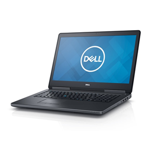 DELL PRECISION 7710 (Core i7 6920 - 16GB - SSD 256GB - Quadro M3000 - 16.5inch FHD)