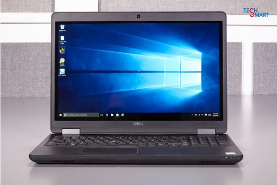DELL Latitude E5570 (Core i5 6300 - 8GB - SSD 240GB - 15 inch HD)