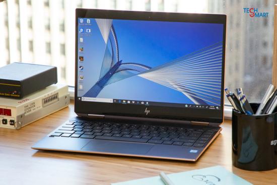 HP Spectre X360 13T 2019 i7-8550U RAM 16GB SSD 256GB UHD OLED TOUCH