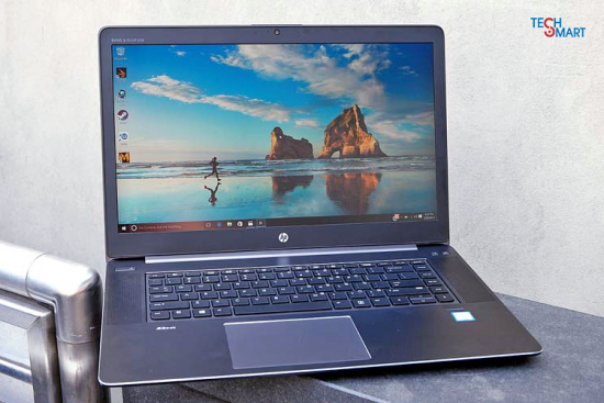 HP ZBook Studio G3 i7-6820HQ RAM 16GB SSD 512GB FHD