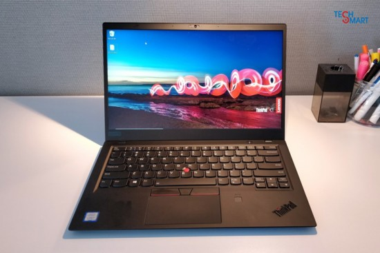 Lenovo ThinkPad X1 Carbon (Gen 6) i7-8550U RAM 16GB SSD 512GB FHD IPS